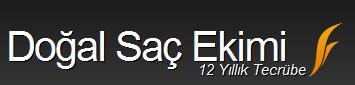 Dogal Sac ekimi Logo
